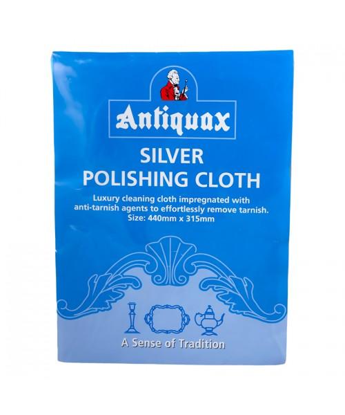 Салфетка для чистки серебра Antiquax Silver Polishing Cloth