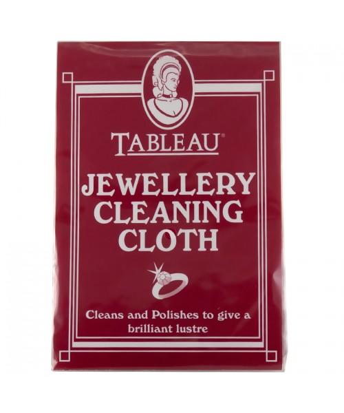 Тканевая салфетка для чистки ювелирных украшений Jewellery Cleaning Cloth
