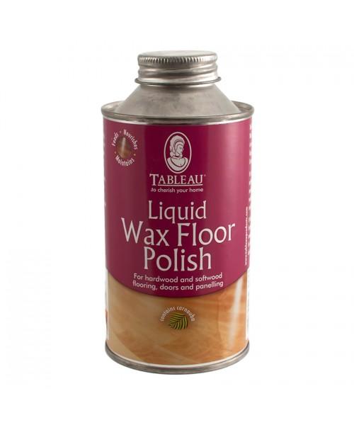 Жидкий воск для пола Liquid Wax Floor Polish
