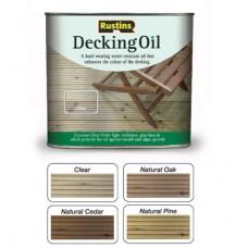 Садовое масло Decking Oil