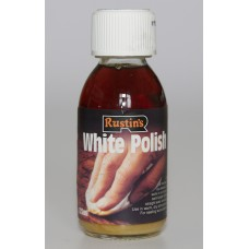 Белая полироль Шеллак Rustins White Polish
