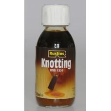 Раствор для заделывания сучков Knotting