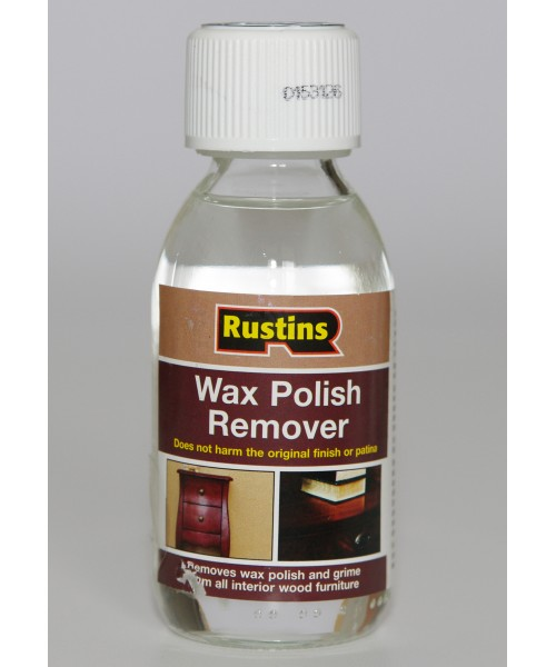 Очиститель воска для лакированной мебели  Wax Polish Remover