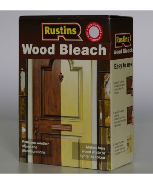 Отбеливатель для дерева Wood Bleach