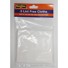 Безворсовая ткань Lint Free Cloths