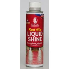 Блеск для камня кирпичного цвета Red Tile Liquid Shine