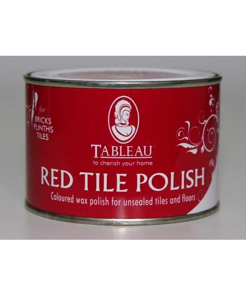 Воск для камня кирпичного цвета Red Tile Polish