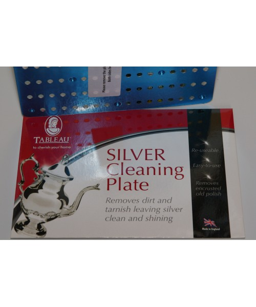Пластины для чистки серебра Silver Cleaning Plate