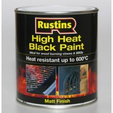 Теплоустойчивая краска High Heat Paint 600°С