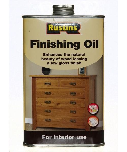 Масло для мебели Finishing Oil
