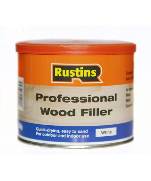 Двухкомпонентная шпатлевка для дерева Professional Wood Filler