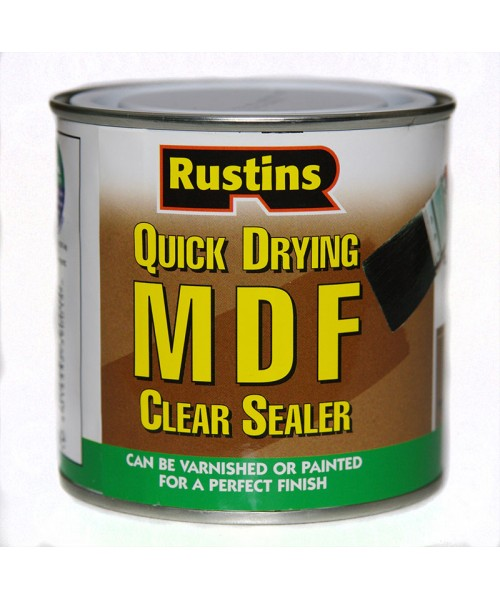 Грунтовка для МДФ Rustins бесцветная, быстросохнущая