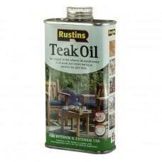 Тиковое масло  Teak Oil