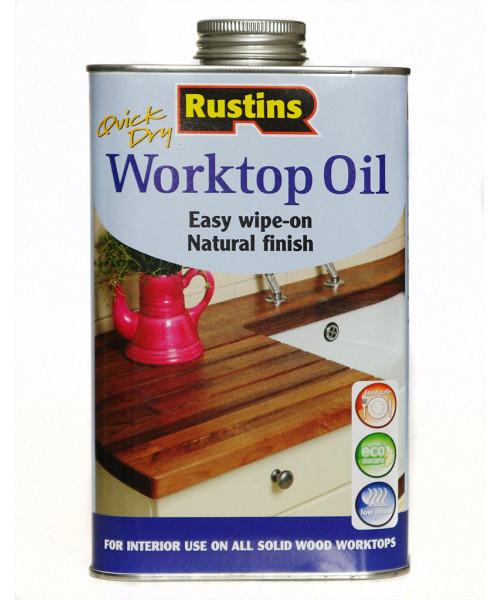 Масло для обработки рабочих поверхностей Worktop Oil