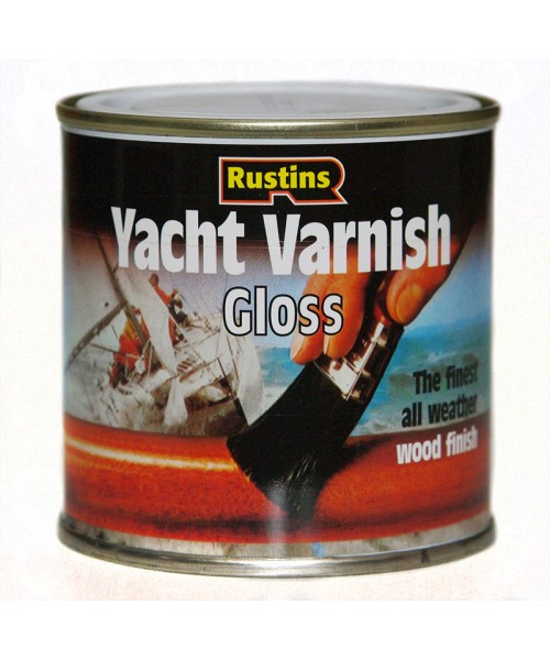Яхтный лак Yacht Varnish